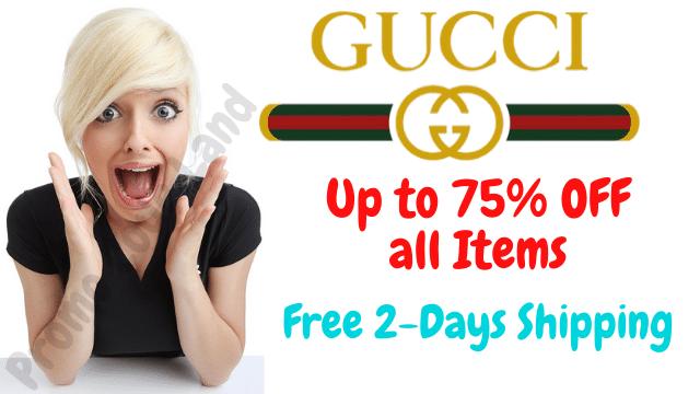 Gucci Coupon Code 2021